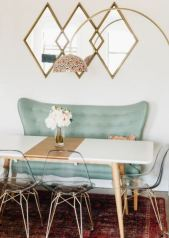 Brass inspiration - dining room