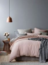 Dusty pink inspiration - bedroom