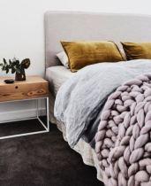 Mustard inspiration - bedroom