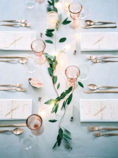 Table setting 6