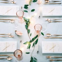 Table setting 6