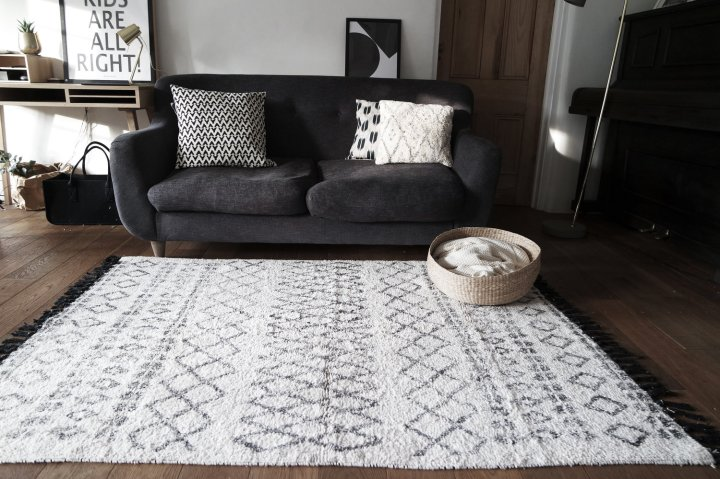 The best Berber style rugs under £200