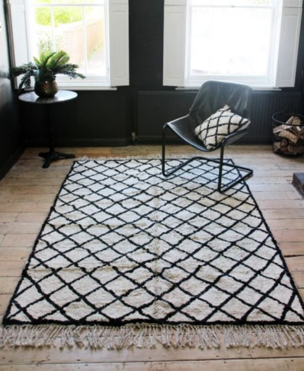 Rockett St George Berber rug