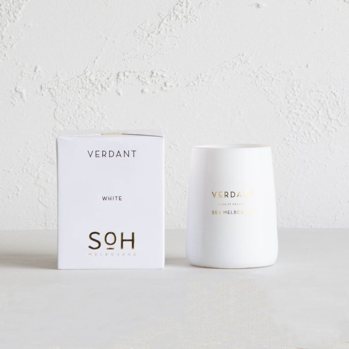 SOH candle