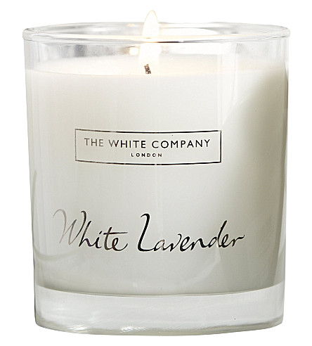 White Company white lavender