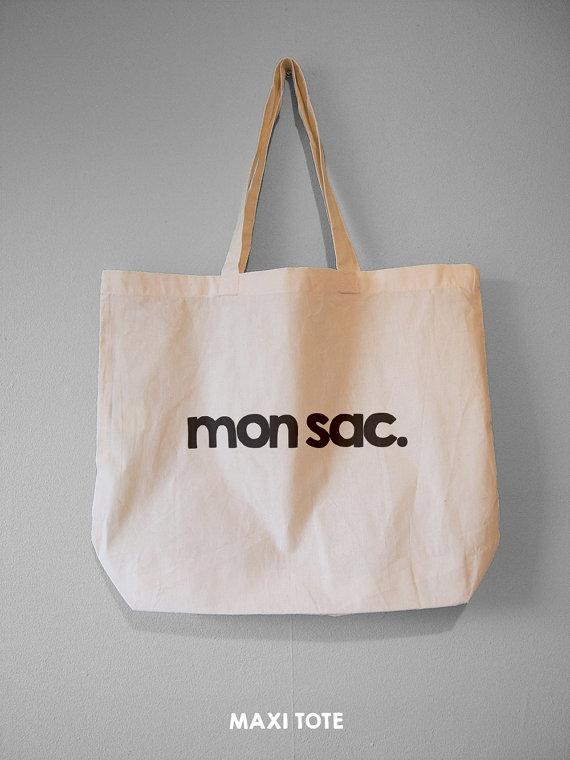 BYKI Etsy Mon Sac Tote bag