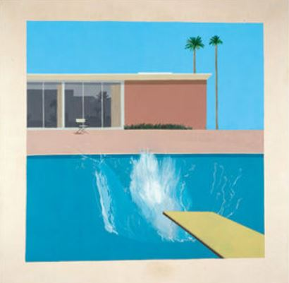 Hockney Tate print