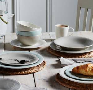 Thrifted Abode crockery John Lewis
