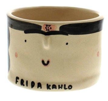 national portrait gallery - frida kahlo artist pot, £355360364373511347327..jpg