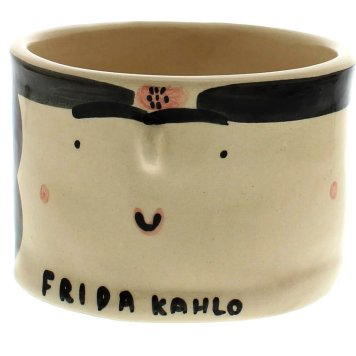 national portrait gallery - frida kahlo artist pot, £355360364373511347327..jpg