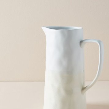Thrifted Abode - Anthropologie pitcher