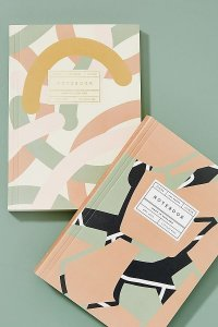 Thrifted Abode - Anthropologie - notepad