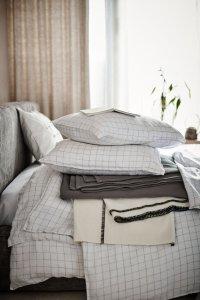 Thrifted Abode - h&m linen duvet set