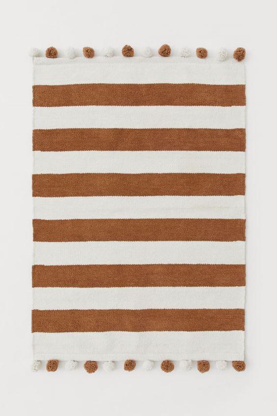 H&M rug, £34.99