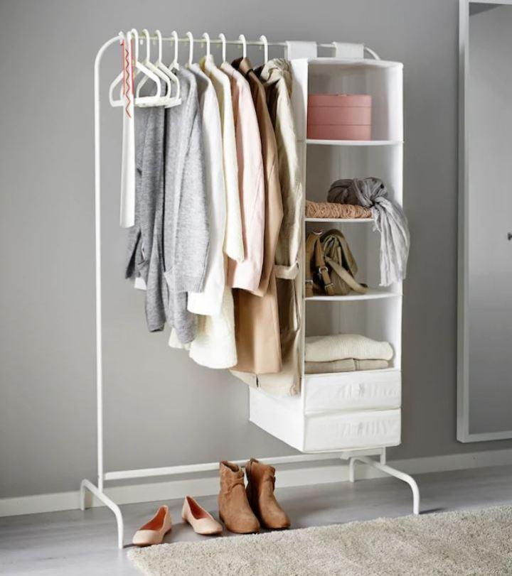 Ikea Mulig hanging rail