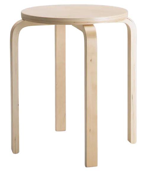 Ikea Frosta stool £9.50