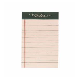Lisa Valentine Home notepad