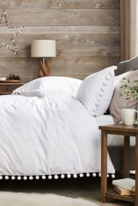 Next pom pom duvet cover and pillowcase set
