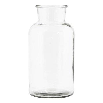 Smallable transparent vase